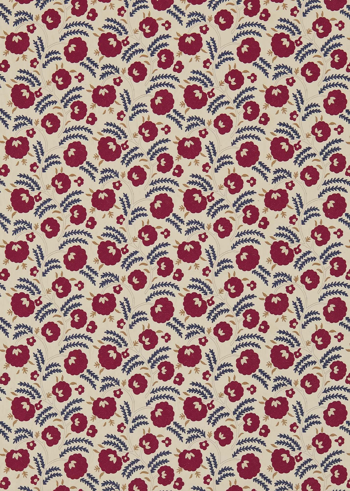 ウィリアムモリス生地 Wightwick Embroidery 234551